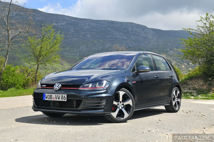 DRIVEN: New 220 PS Volkswagen Golf GTI Mk7 tested Image #189451
