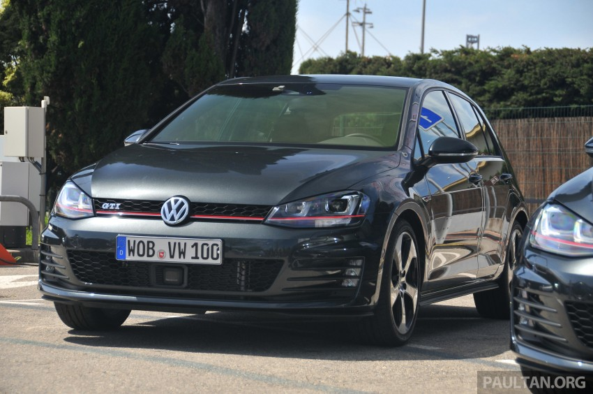 DRIVEN: New 220 PS Volkswagen Golf GTI Mk7 tested Image #189453