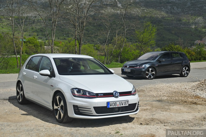DRIVEN: New 220 PS Volkswagen Golf GTI Mk7 tested Image #189455