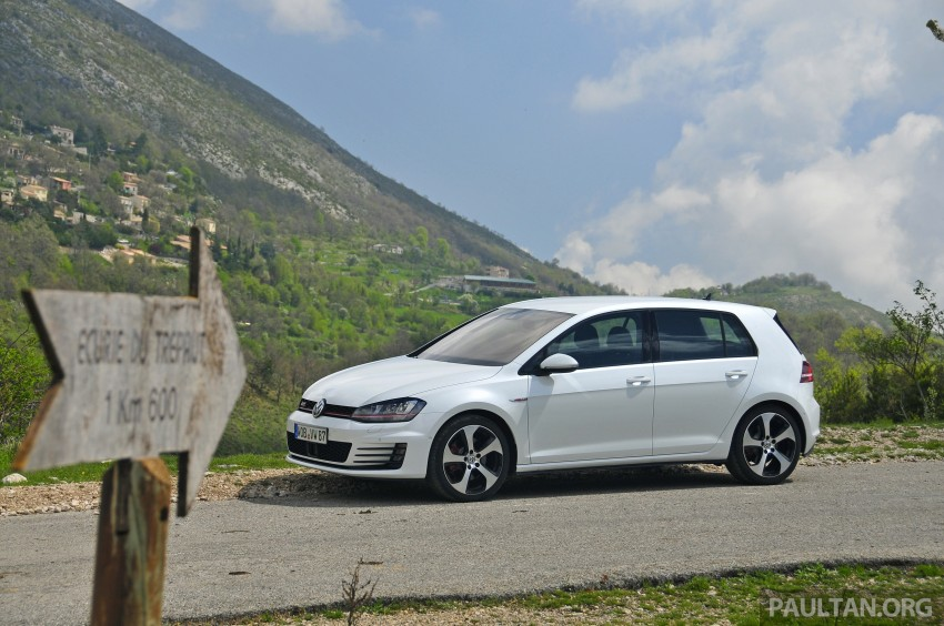 DRIVEN: New 220 PS Volkswagen Golf GTI Mk7 tested Image #189456
