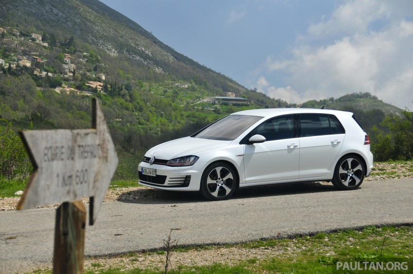DRIVEN: New 220 PS Volkswagen Golf GTI Mk7 tested Image #189457