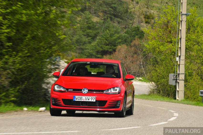 DRIVEN: New 220 PS Volkswagen Golf GTI Mk7 tested Image #189461