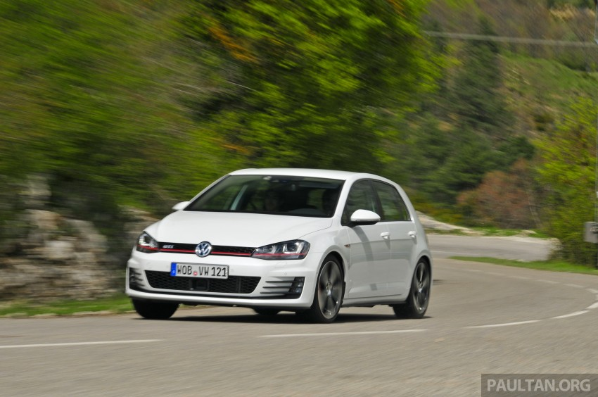 DRIVEN: New 220 PS Volkswagen Golf GTI Mk7 tested Image #189463