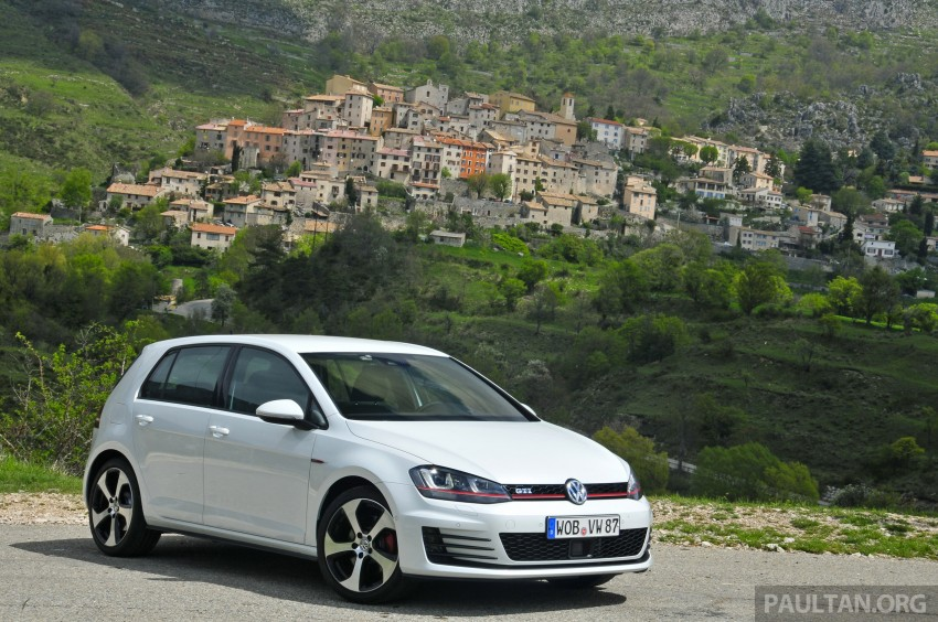 DRIVEN: New 220 PS Volkswagen Golf GTI Mk7 tested Image #189464
