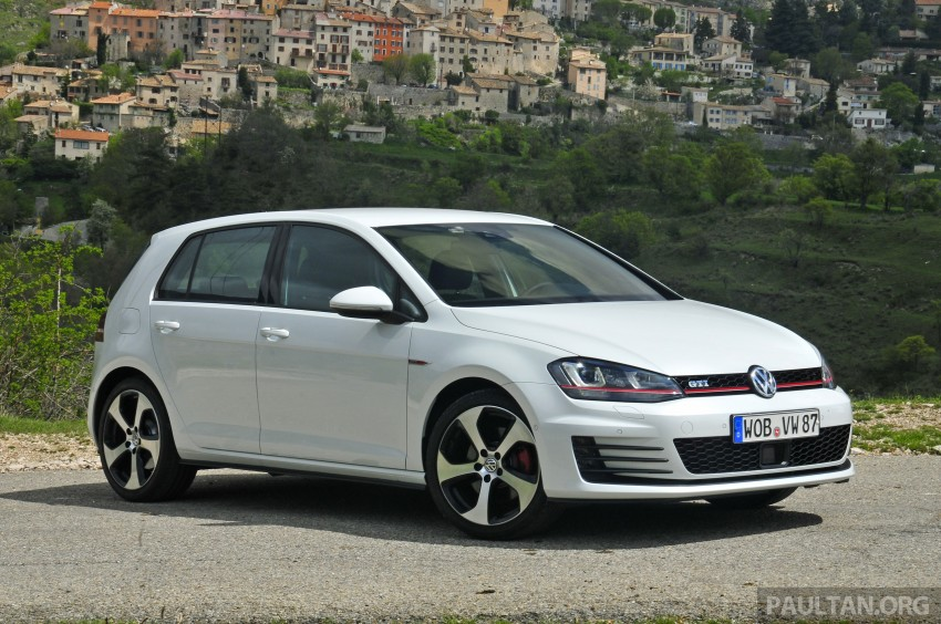 DRIVEN: New 220 PS Volkswagen Golf GTI Mk7 tested Image #189466