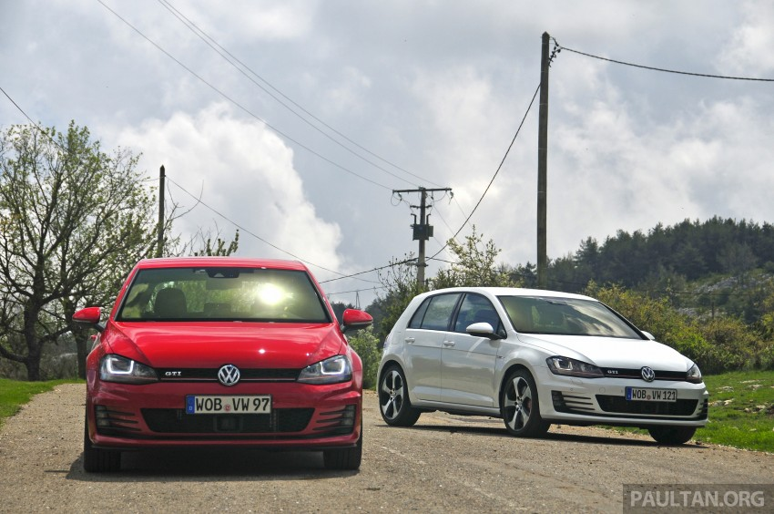 DRIVEN: New 220 PS Volkswagen Golf GTI Mk7 tested Image #189467