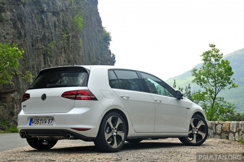 DRIVEN: New 220 PS Volkswagen Golf GTI Mk7 tested Image #189468