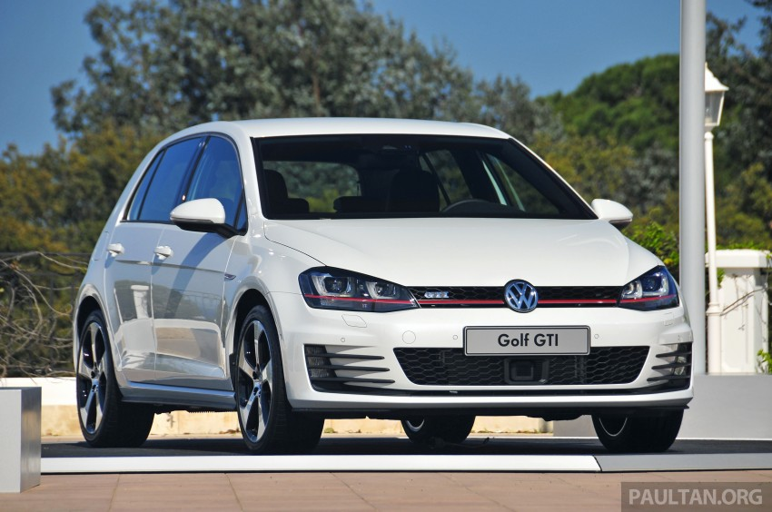 DRIVEN: New 220 PS Volkswagen Golf GTI Mk7 tested Image #189471
