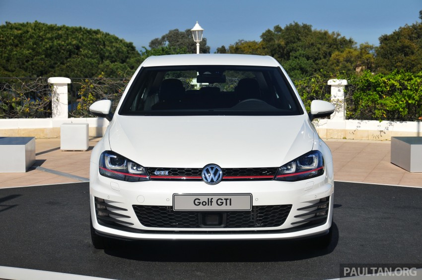 DRIVEN: New 220 PS Volkswagen Golf GTI Mk7 tested Image #189472