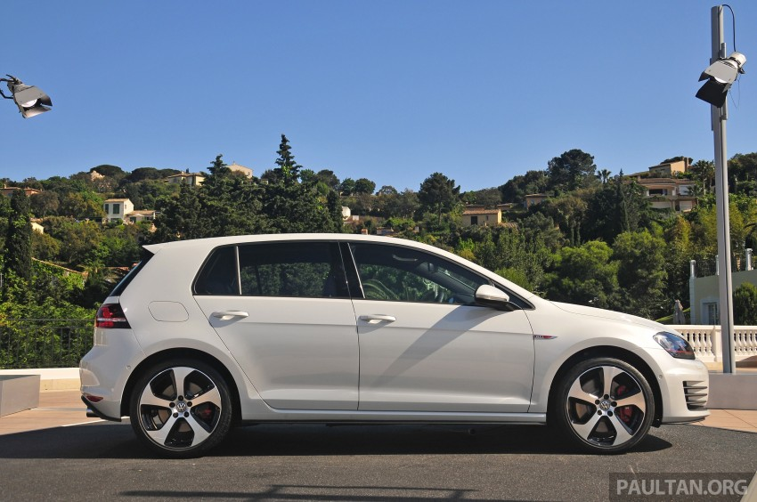 DRIVEN: New 220 PS Volkswagen Golf GTI Mk7 tested Image #189474