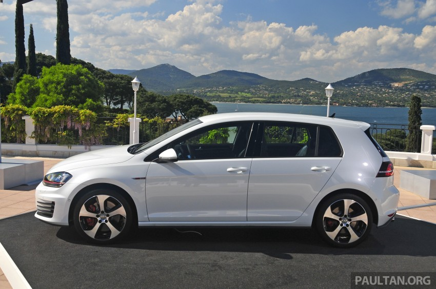 DRIVEN: New 220 PS Volkswagen Golf GTI Mk7 tested Image #189475