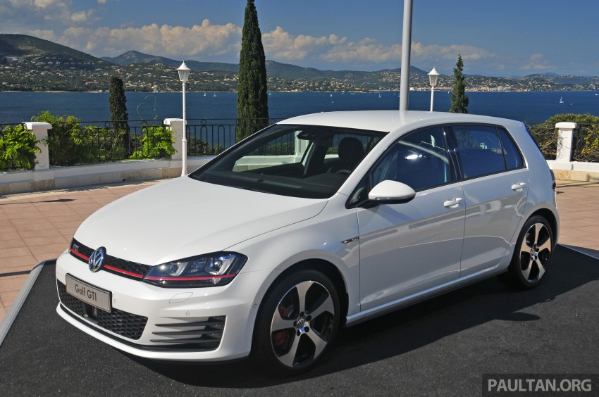 DRIVEN: New 220 PS Volkswagen Golf GTI Mk7 tested Image #189476