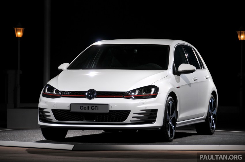 DRIVEN: New 220 PS Volkswagen Golf GTI Mk7 tested Image #189479