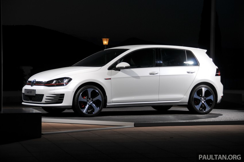 DRIVEN: New 220 PS Volkswagen Golf GTI Mk7 tested Image #189480