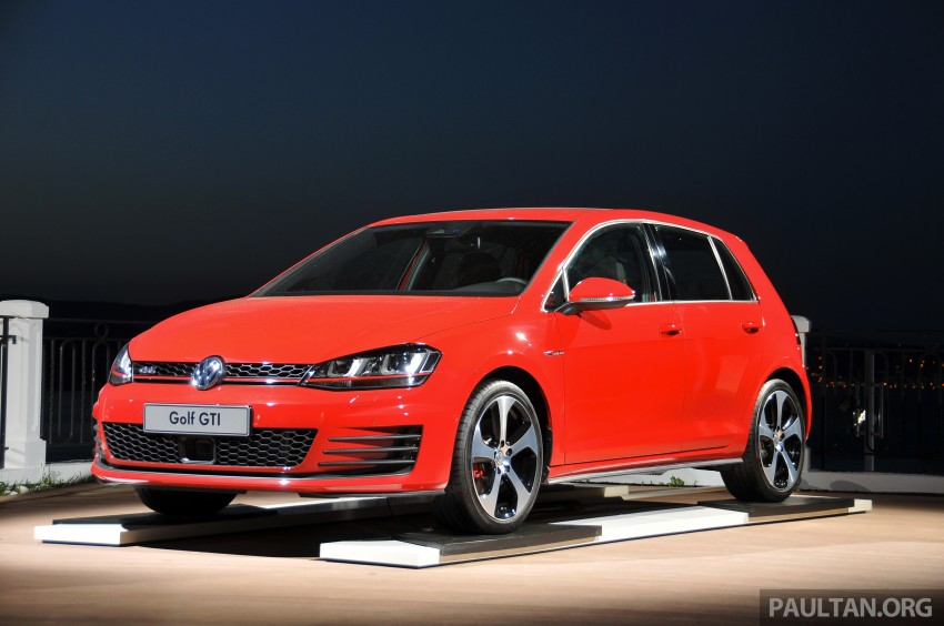 DRIVEN: New 220 PS Volkswagen Golf GTI Mk7 tested Image #189481