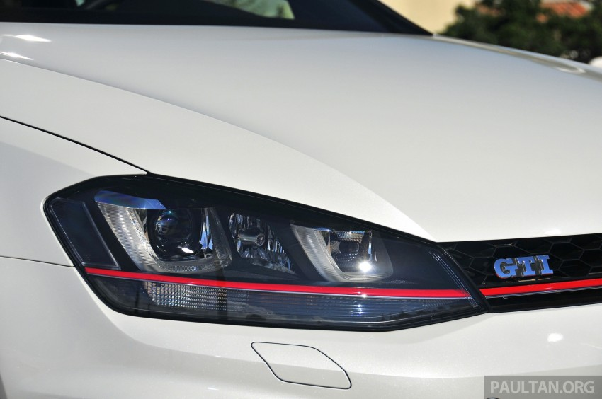 DRIVEN: New 220 PS Volkswagen Golf GTI Mk7 tested Image #189485