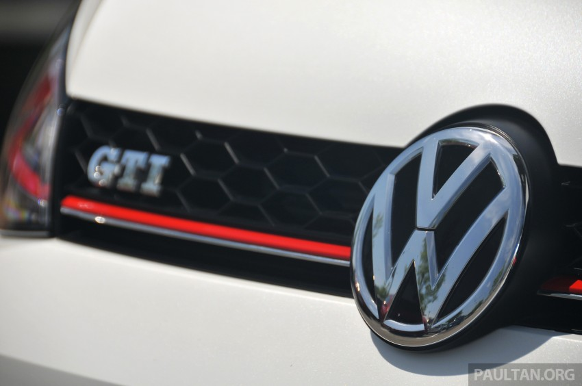 DRIVEN: New 220 PS Volkswagen Golf GTI Mk7 tested Image #189489