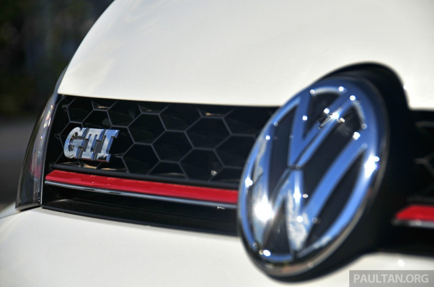 DRIVEN: New 220 PS Volkswagen Golf GTI Mk7 tested Image #189490