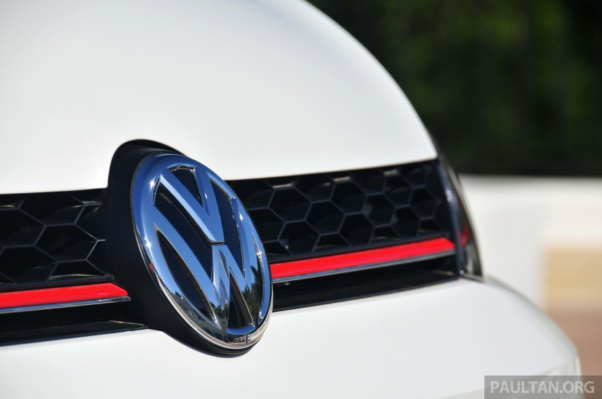 DRIVEN: New 220 PS Volkswagen Golf GTI Mk7 tested Image #189491