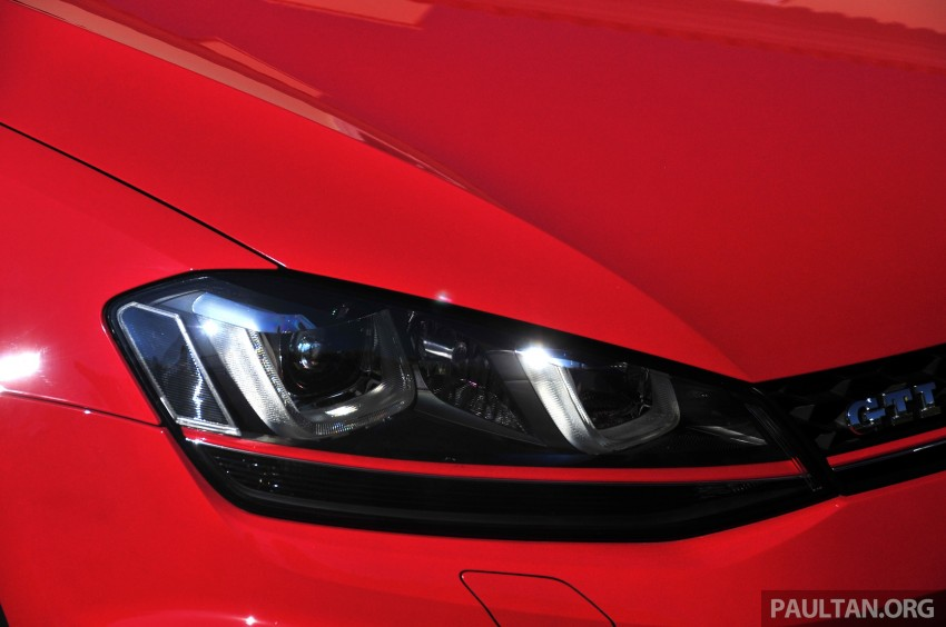 DRIVEN: New 220 PS Volkswagen Golf GTI Mk7 tested Image #189493