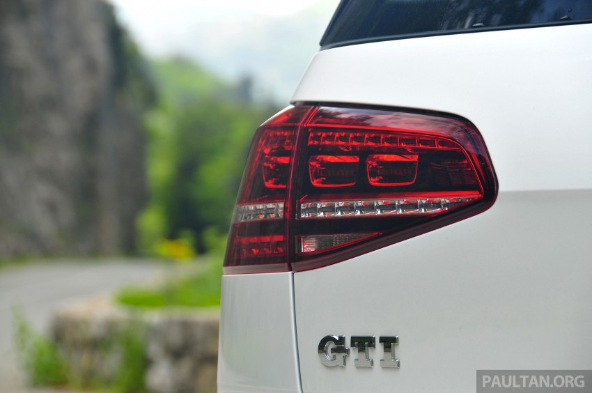 DRIVEN: New 220 PS Volkswagen Golf GTI Mk7 tested Image #189500