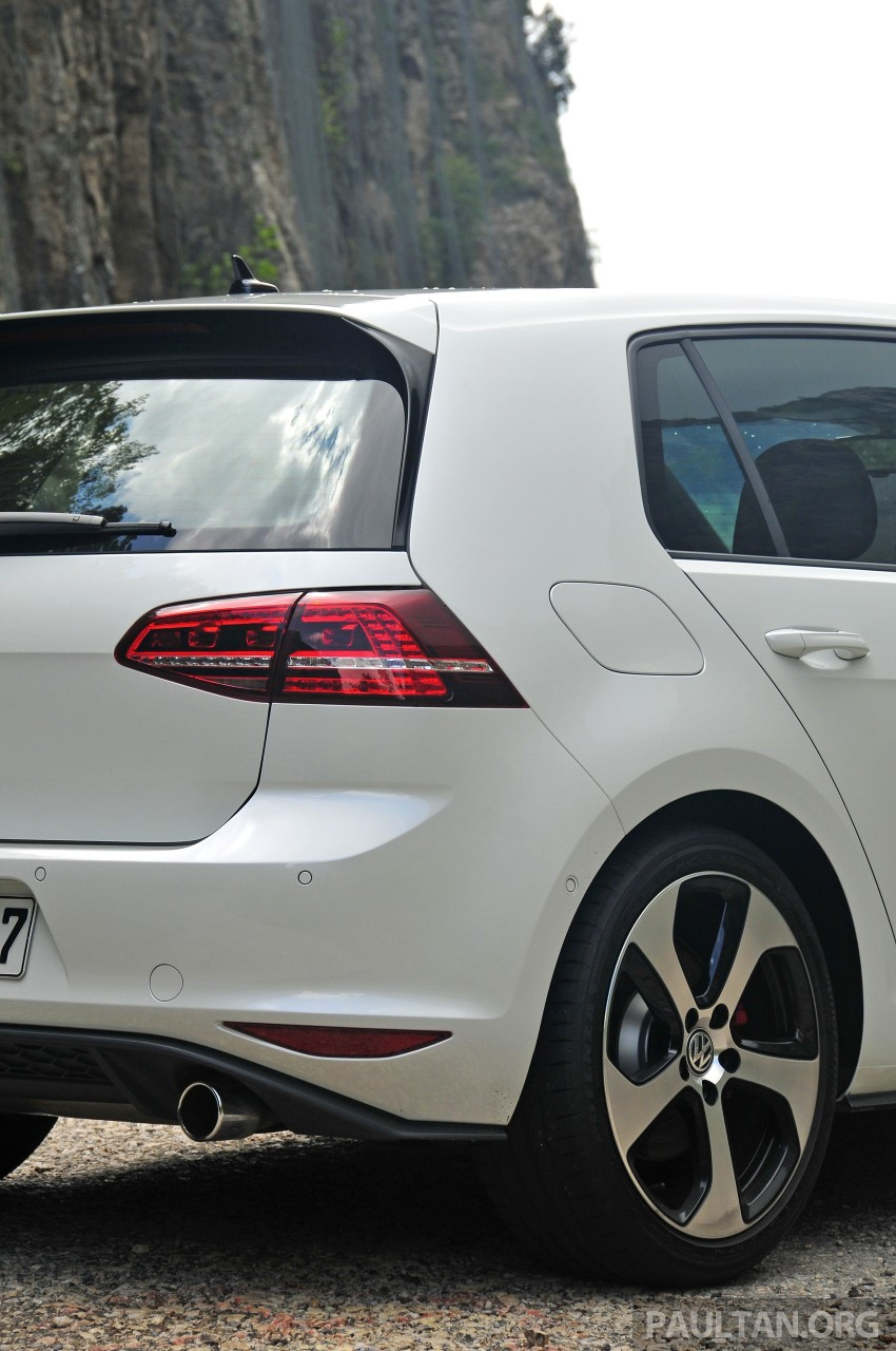 DRIVEN: New 220 PS Volkswagen Golf GTI Mk7 tested Image #189504