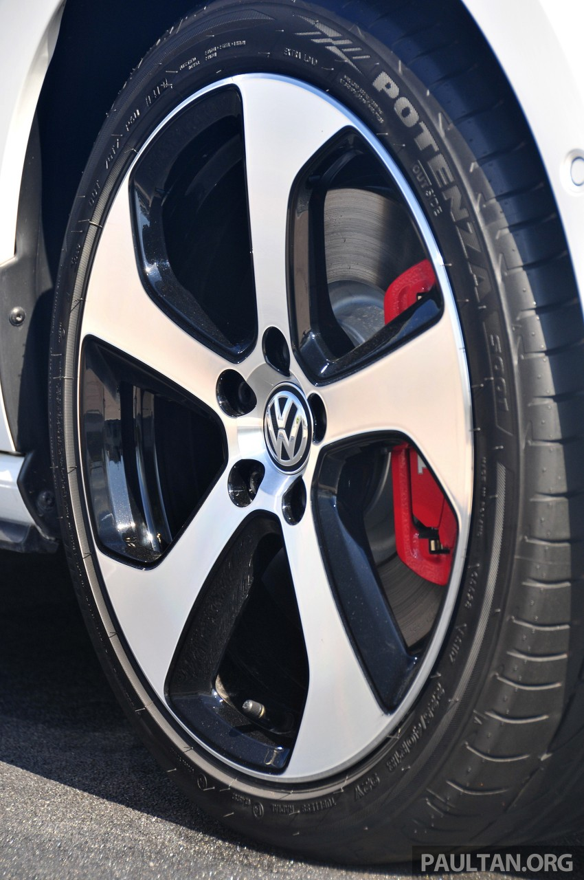DRIVEN: New 220 PS Volkswagen Golf GTI Mk7 tested Image #189507