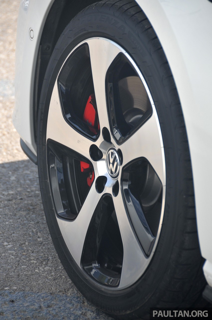 DRIVEN: New 220 PS Volkswagen Golf GTI Mk7 tested Image #189508