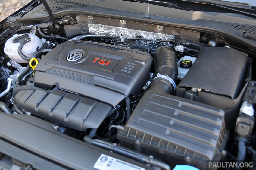 DRIVEN: New 220 PS Volkswagen Golf GTI Mk7 tested Image #189513