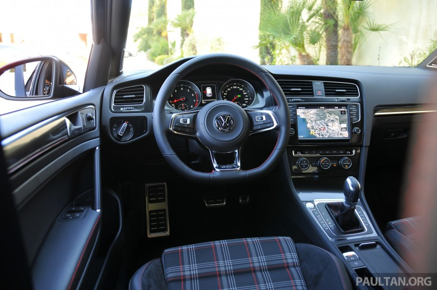 DRIVEN: New 220 PS Volkswagen Golf GTI Mk7 tested Image #189516