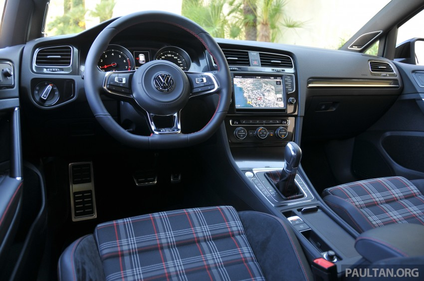 DRIVEN: New 220 PS Volkswagen Golf GTI Mk7 tested Image #189517