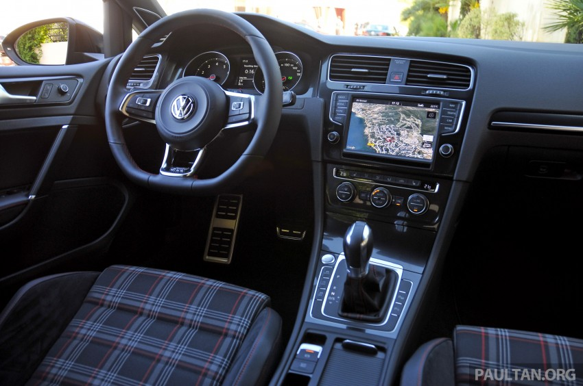 DRIVEN: New 220 PS Volkswagen Golf GTI Mk7 tested Image #189519