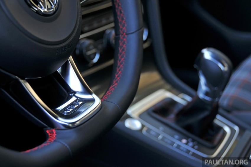 DRIVEN: New 220 PS Volkswagen Golf GTI Mk7 tested Image #189520