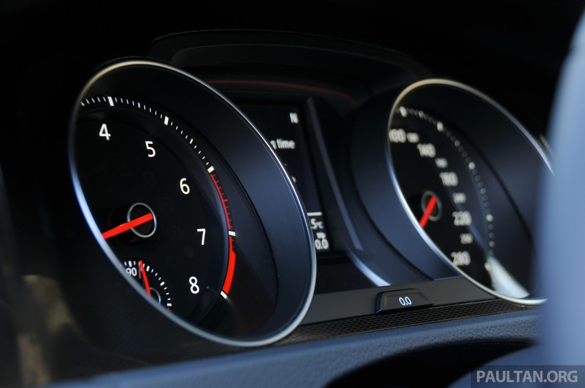 DRIVEN: New 220 PS Volkswagen Golf GTI Mk7 tested Image #189523