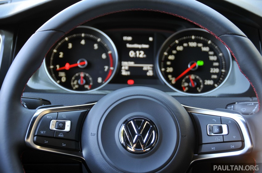 DRIVEN: New 220 PS Volkswagen Golf GTI Mk7 tested Image #189526