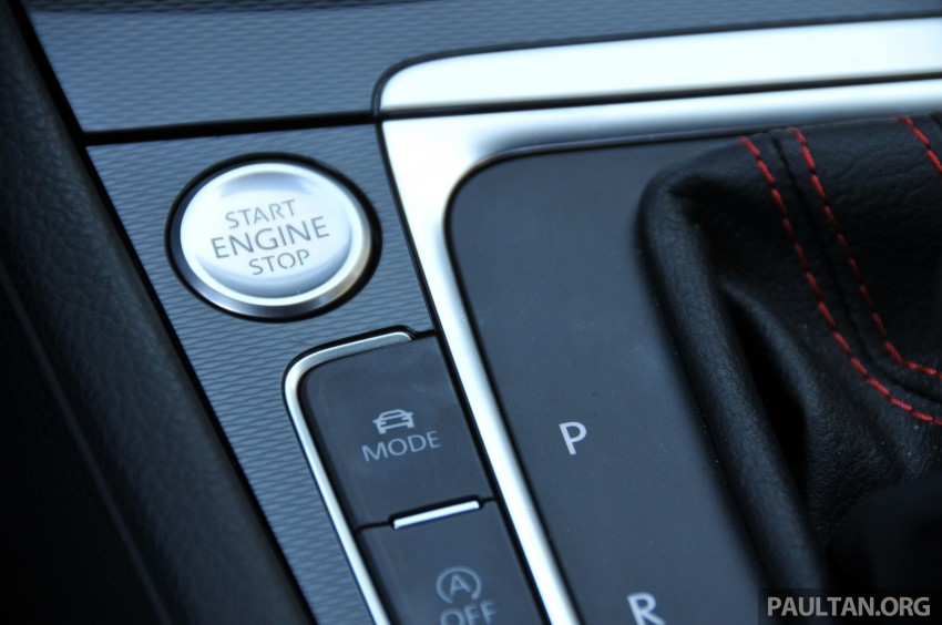 DRIVEN: New 220 PS Volkswagen Golf GTI Mk7 tested Image #189536