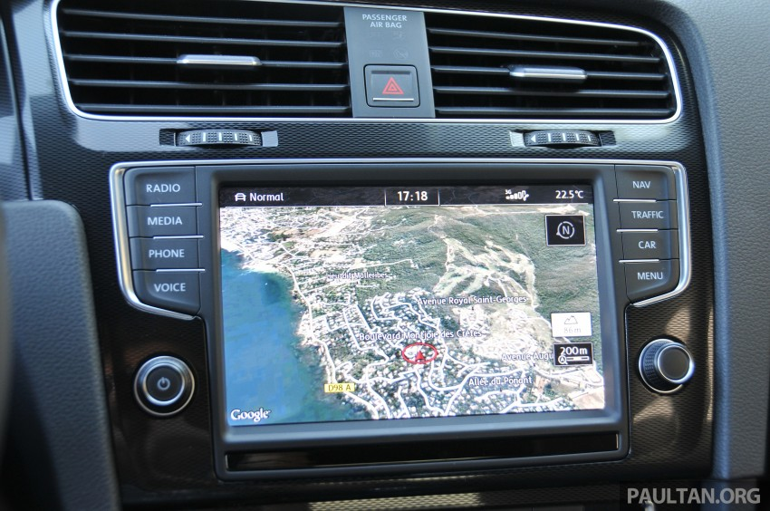 DRIVEN: New 220 PS Volkswagen Golf GTI Mk7 tested Image #189537