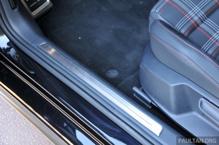 DRIVEN: New 220 PS Volkswagen Golf GTI Mk7 tested Image #189544