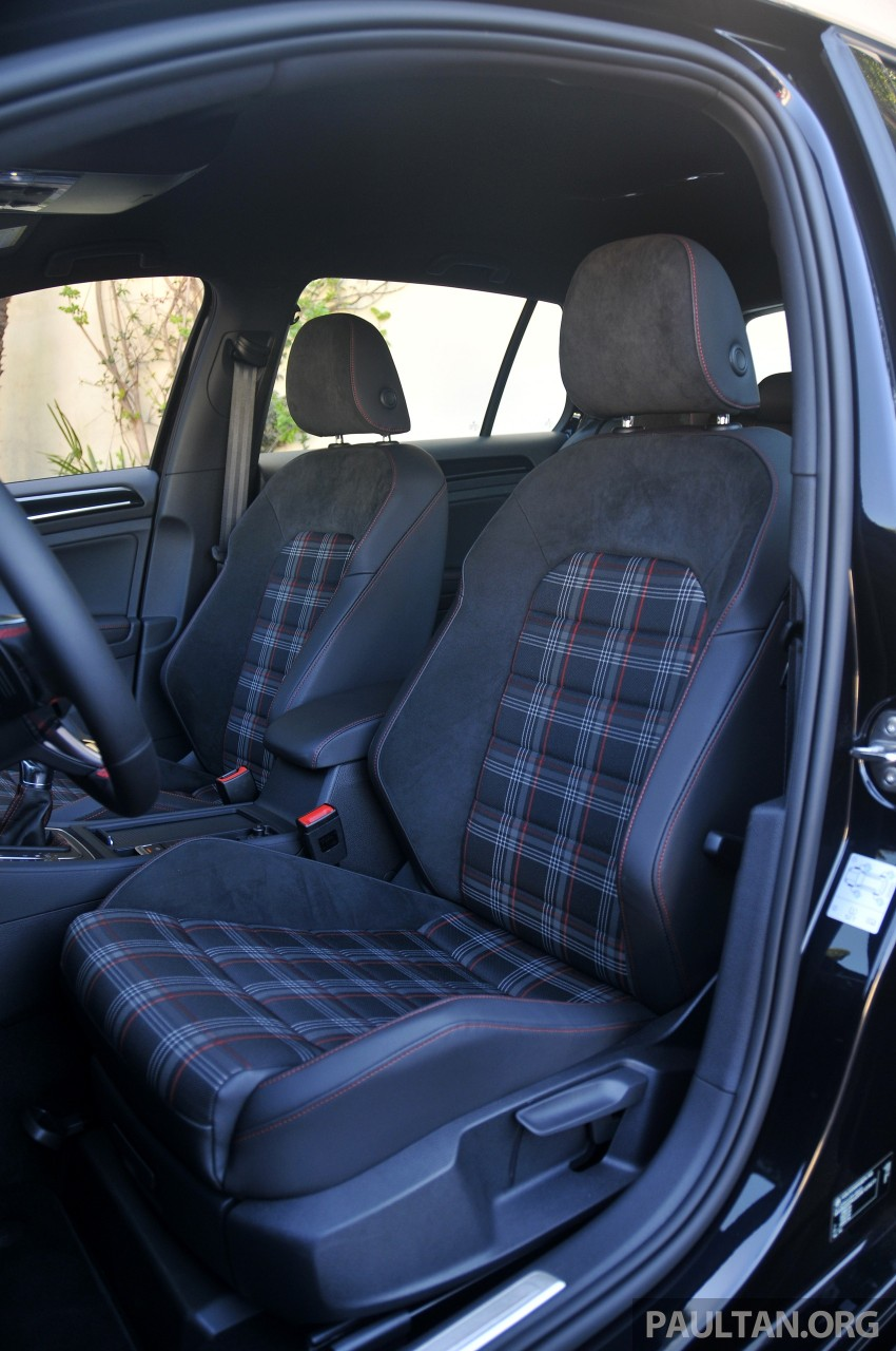 DRIVEN: New 220 PS Volkswagen Golf GTI Mk7 tested Image #189546