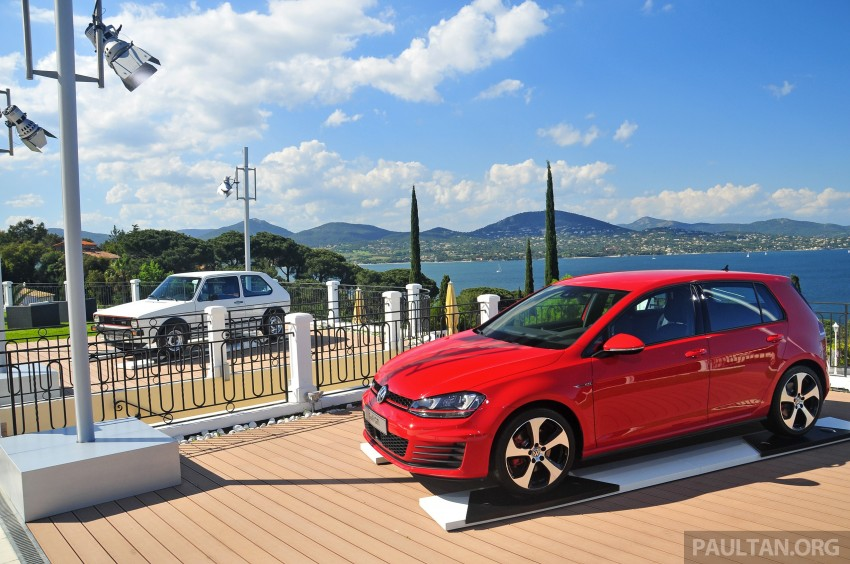DRIVEN: New 220 PS Volkswagen Golf GTI Mk7 tested Image #189557