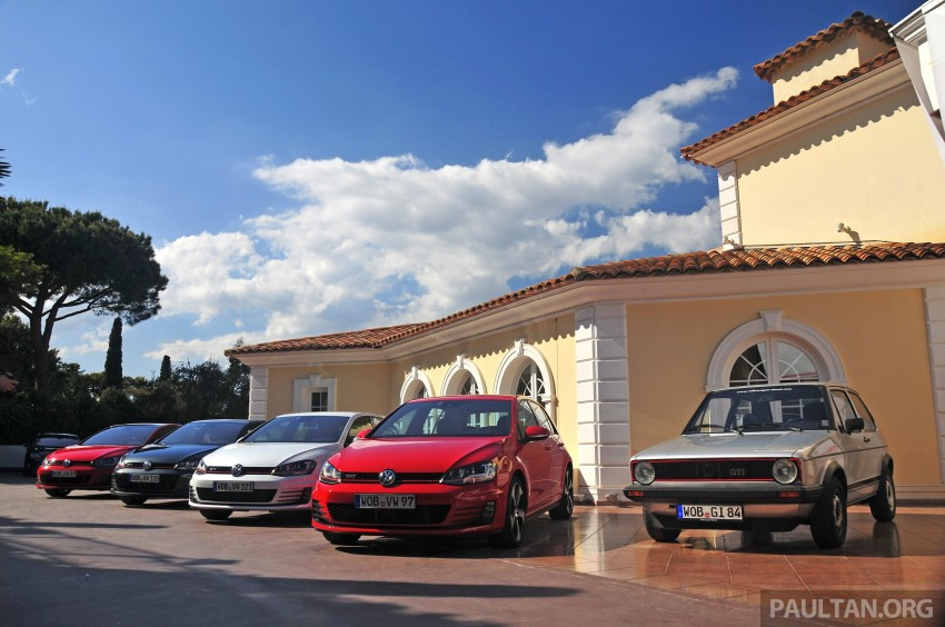 DRIVEN: New 220 PS Volkswagen Golf GTI Mk7 tested Image #189559