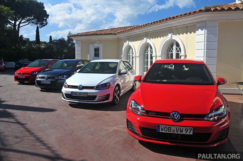 DRIVEN: New 220 PS Volkswagen Golf GTI Mk7 tested Image #189561