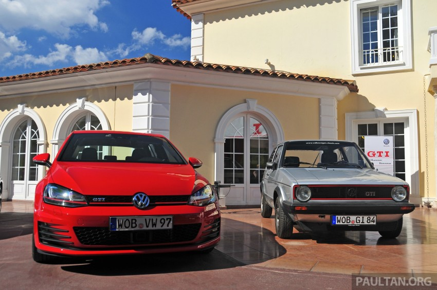 DRIVEN: New 220 PS Volkswagen Golf GTI Mk7 tested Image #189562
