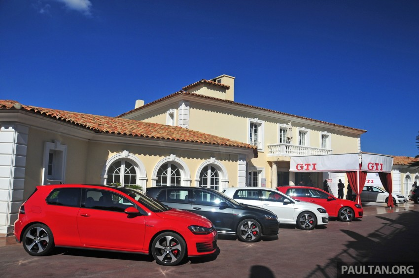 DRIVEN: New 220 PS Volkswagen Golf GTI Mk7 tested Image #189563