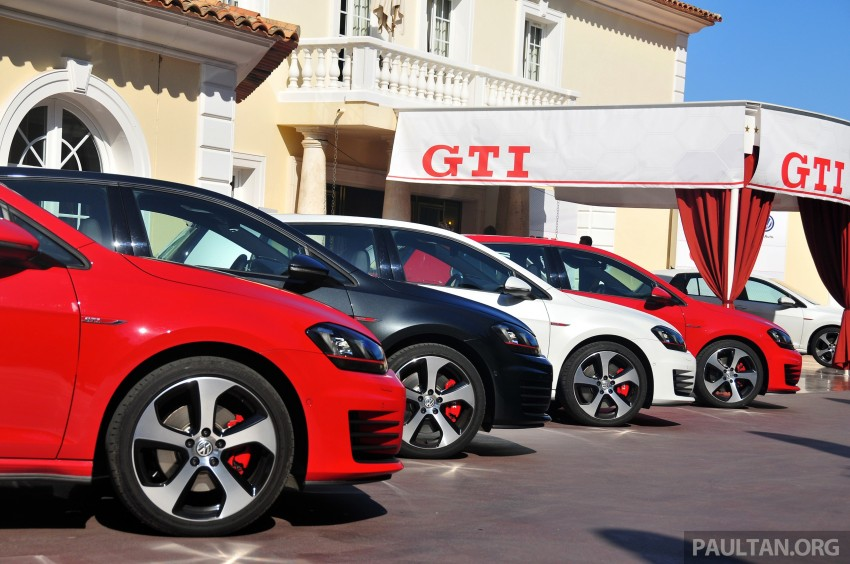 DRIVEN: New 220 PS Volkswagen Golf GTI Mk7 tested Image #189564