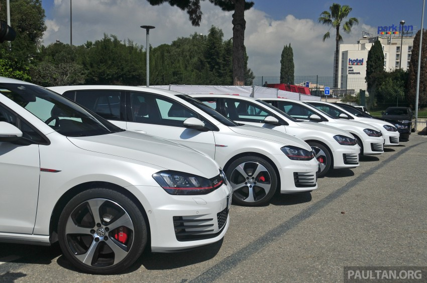 DRIVEN: New 220 PS Volkswagen Golf GTI Mk7 tested Paul Tan - Image 189567