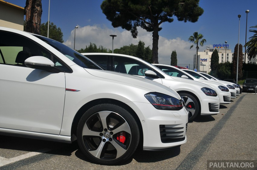 DRIVEN: New 220 PS Volkswagen Golf GTI Mk7 tested Image #189568