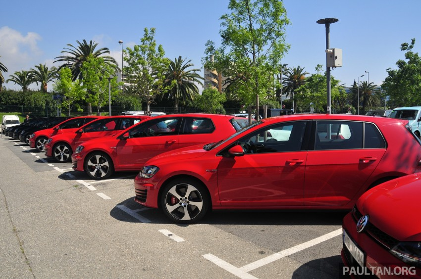 DRIVEN: New 220 PS Volkswagen Golf GTI Mk7 tested Image #189569