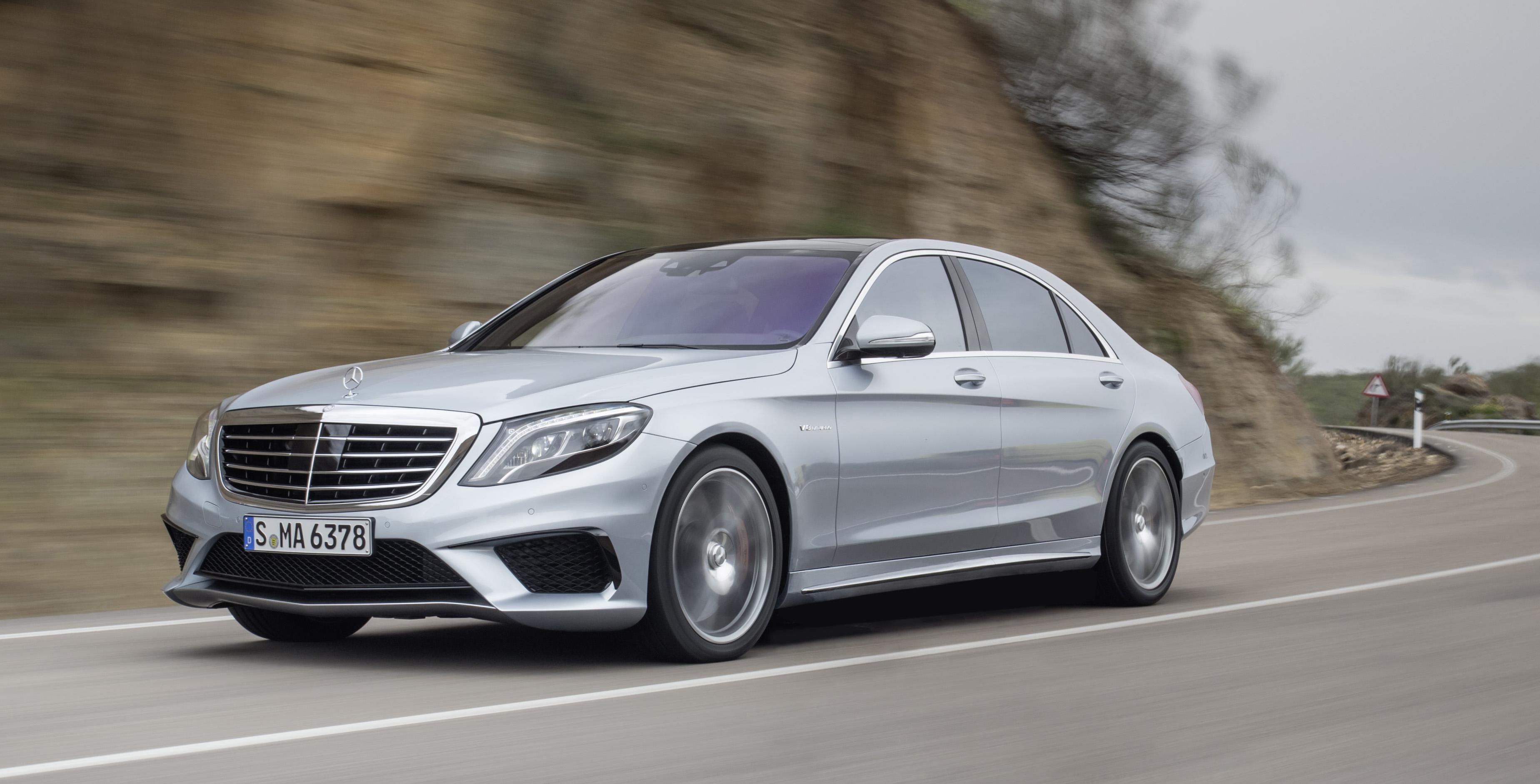S 63 Amg 2017 >> W222 Mercedes-Benz S63 AMG breaks cover: 900Nm! Image 188025