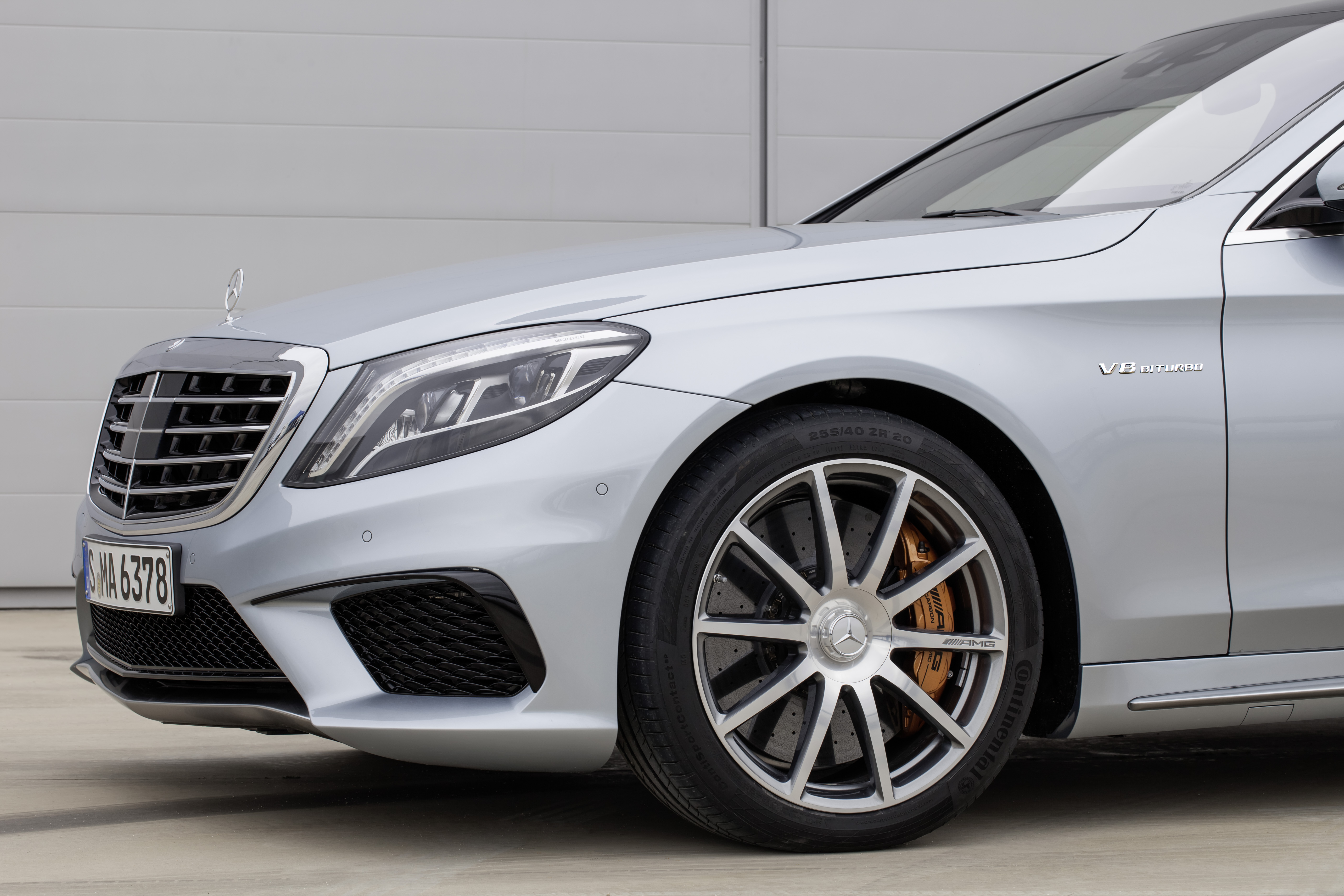 Test Drive by Davidich. BRABUS Mercedes S63 AMG W222 (750 HP ...